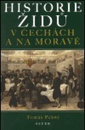 Historie Židů v Čechách a na Moravě