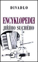 Encyklopedie Jiřího Suchého, svazek 8 - Divadlo 1951 - 1959