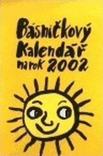 Básničkový kalendář na rok 2002