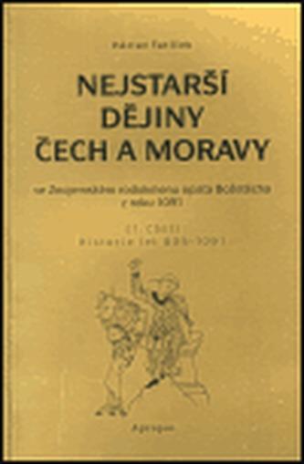 Nejstarší dějiny Čech a Moravy