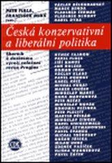 Česká konzervativní a liberální politika