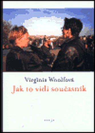 Jak to vidí současník - Virginia Woolf