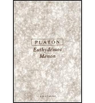 Euthydémos, Menón