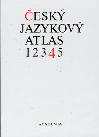Český jazykový atlas 4