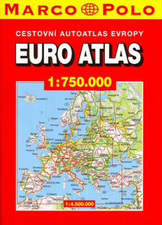 EURO ATLAS 1:750 000