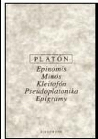 Epinomis, Minós, Kleitofón, Pseudoplatonika, Epigramy