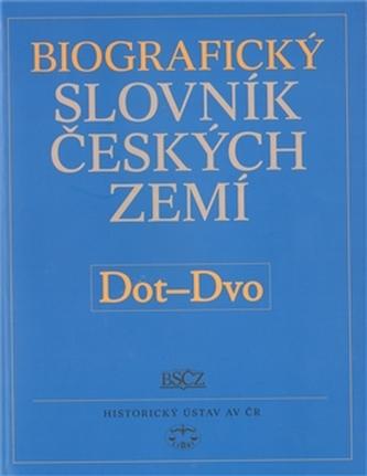 Biografický slovník českých zemí Do-Du