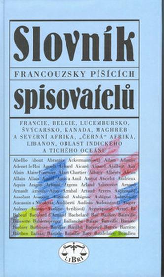 Slovník francouzsky píšících spisovatelů