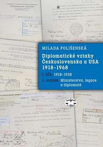 Diplomatické vztahy Československa a USA 1918-1968