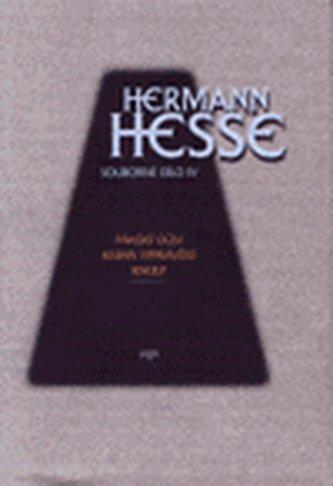 Panský dům. Kniha Vyprávění. Knulp - Hermann Hesse