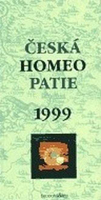 Česká homeopatie 1999