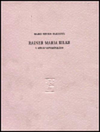 Rainer Maria Rilke v mých vzpomínkách