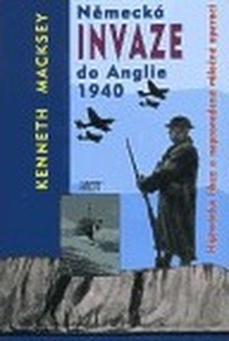 Německá invaze do Anglie 1940