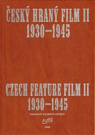 Český hraný film II./ Czech Feature Film II. - kolektiv