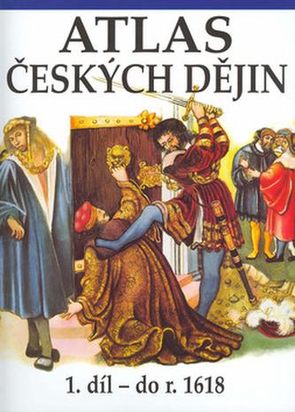 Atlas českých dějin. 1. díl. Do r. 1618 - Náhled učebnice
