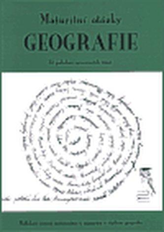 Maturitní otázky - geografie, 25 podrobně zpracovaných témat - Náhled učebnice