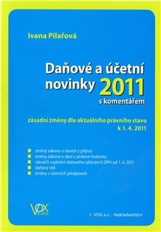 Daňové a účetní novinky 2011