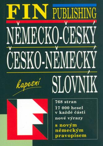 Německo-český, Česko-německý slovník kapesní