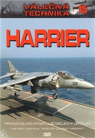 DVD-Harrier
