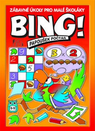 Bing! Papoušek počtář