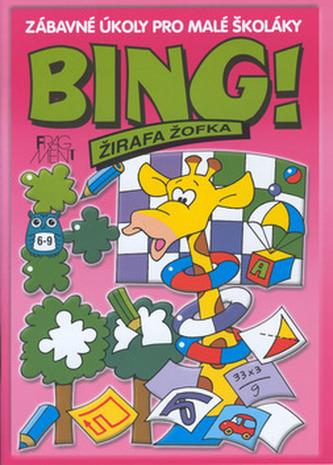 Bing! Žirafa Žofka