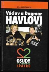 Václav a Dagmar Havlovi