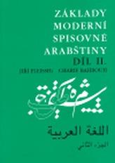 Základy moderní spisovné arabštiny 2.