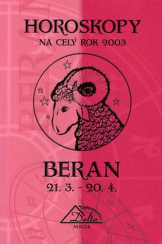 Horoskopy 2003 BERAN
