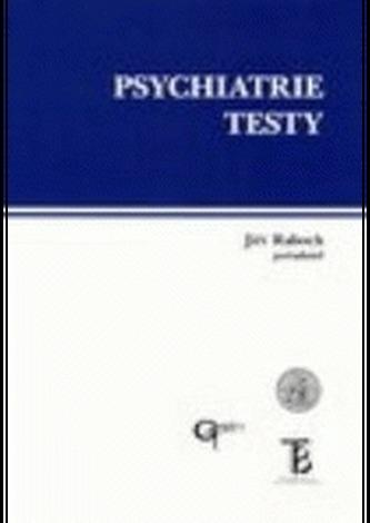 Psychiatrie - testy