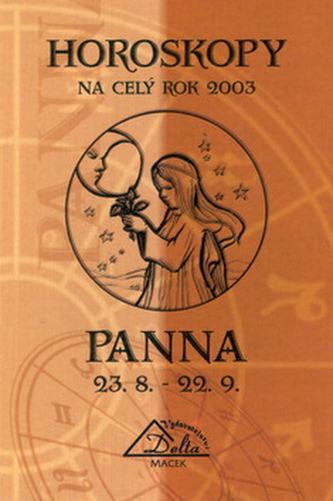 Horoskopy 2003 PANNA