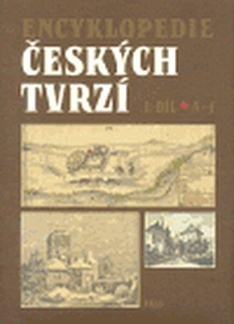 Encyklopedie českých tvrzí I. (A-J) - Linda Perina