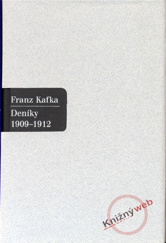 Deníky 1909 - 1912