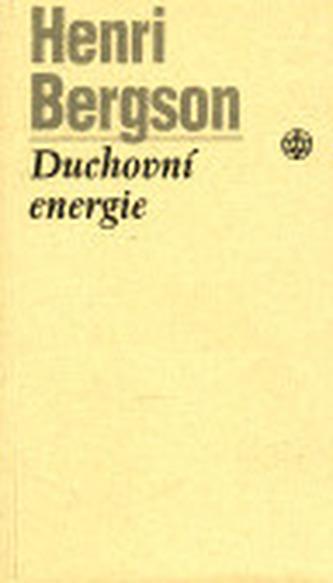 Duchovní energie