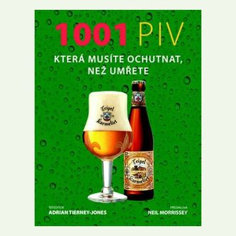 1001 piv které musíte ochutnat, než umřete