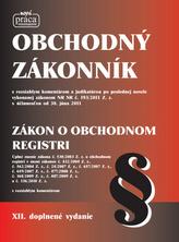 Obchodný zákonník Zákon o obchodnom registri