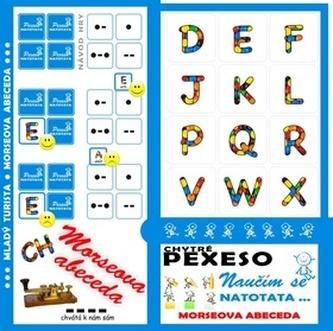 Pexeso Natotata Morseova abeceda
