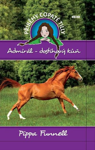 Admirál - dostihový kůň - Funnell Pippa
