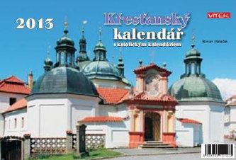 Křesťanský kalendář 2012  - stolní kalendář
