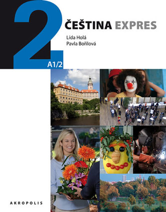 Čeština expres 2 (A1/2) + CD
