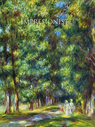 Impresionisté - nástěnný kalendář 2012