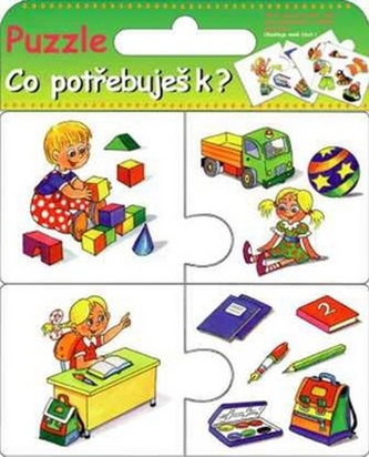 Puzzle Co potřebuješ k?