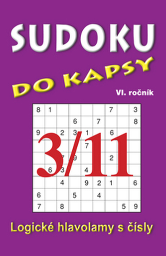 Sudoku do kapsy 3/11