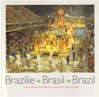 Brazílie. Brasil. Brazil