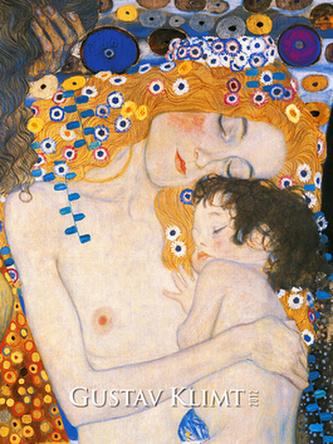 Gustav Klimt - nástěnný kalendář 2012