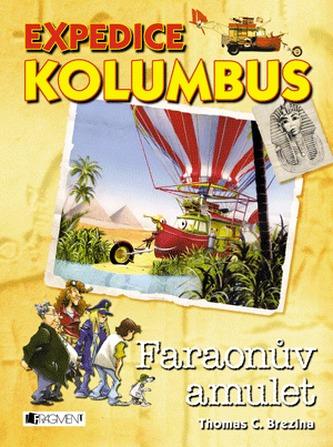 Expedice Kolumbus Faraonův amulet