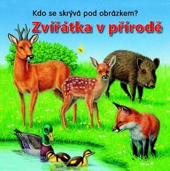 Zvířátka v přírodě Kdo se skrývá pod obrázkem?