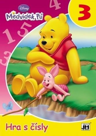 Hra s čísly Medvídek Pú