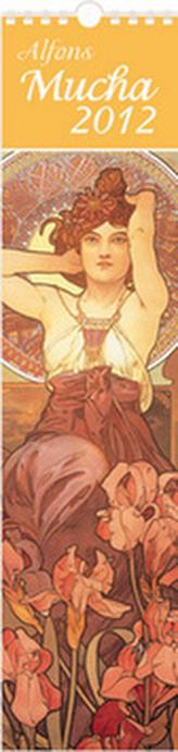 Alfons Mucha 2012 - nástěnný kalendář