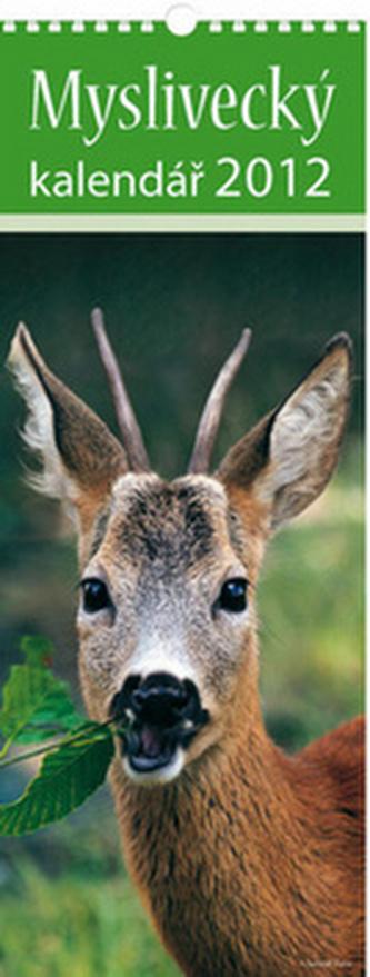 Myslivecký 2012 - nástěnný kalendář