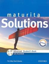Maturita Solutions Advanced Student's Book
